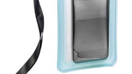 Pouzdro na mobil Ferrino vodotěsný TPU WATERPROOF BAG 10X18 modrý