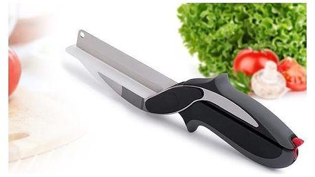 Kuchyňské nůžky 2v1