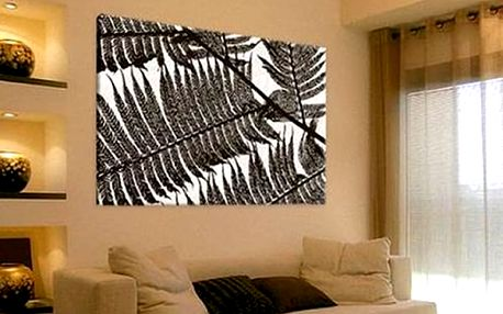 Fotoobraz z vlastních fotografií na plátně na ručně napnutém smrkovém rámu, několik rozměrů.