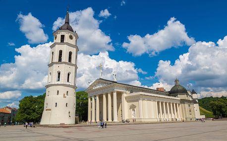 Krásné Pobaltí - Vilnius, Riga, Tallinn, Helsinky: 6denní expedice pro 1 osobu vč. 3x ubytování