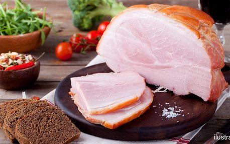 Tradiční pražská šunka s 95 % vepřového masa