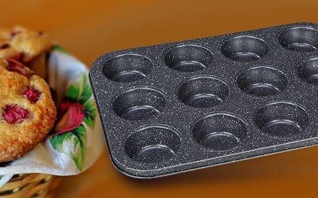 Teflonová forma na pečení muffinů