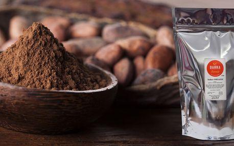 Dávka štěstí s holandským kakaem Organic Darka