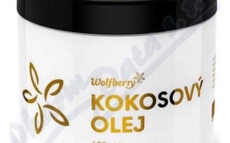 Bio panenský kokosový olej 650ml