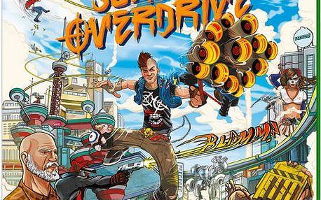 Sunset Overdrive - XONE - 3QT-00044