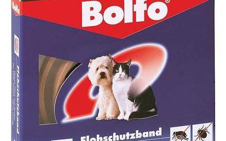 Antiparazitní obojek Bayer Bolfo 38 cm pro kočky a malé psy