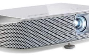 Projektor Acer K137i (MR.JKX11.001) stříbrný
