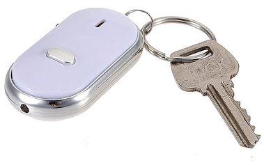 Vyhledávač klíčů se zvukem a červeným světlem - dodání do 2 dnů