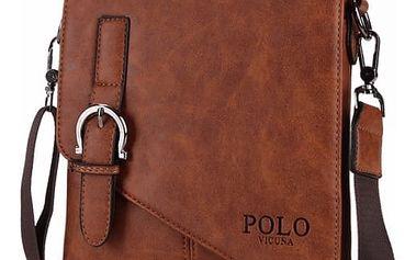 Pánská taška přes rameno - elegantní