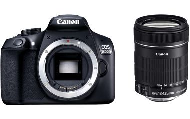Canon EOS 1300D + 18-135 IS - 1160C093