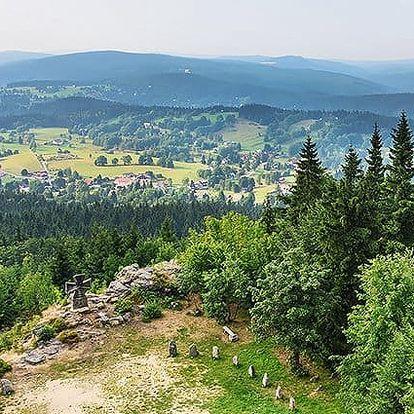 3–6denní pobyt v horské chatě Hubertus v Jizerských horách pro 2