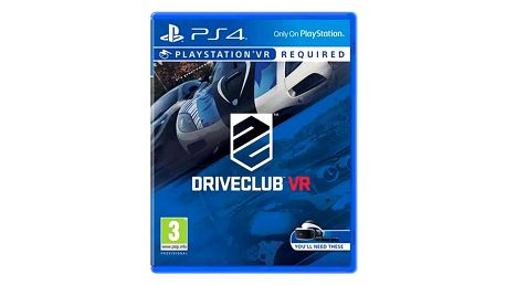 Hra Sony PlayStation VR DriveClub (PS719852957)