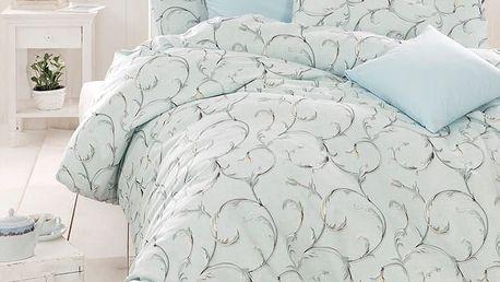 Bedtex povlečení bavlna Mabel Modré