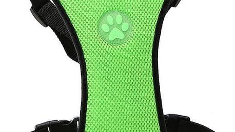 Postroj pro psy na celý hrudník - 5 barev