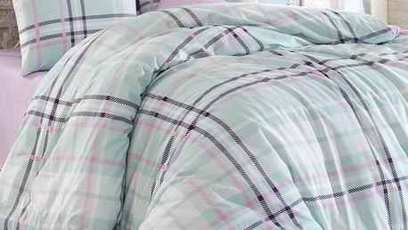 Bedtex povlečení bavlna Scotch Lila