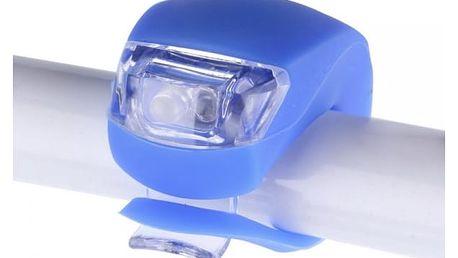 Silikonové osvětlení na kolo ve více barvách