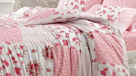 Bedtex povlečení bavlna Vera Soft, 140 x 200 cm, 70 x 90 cm