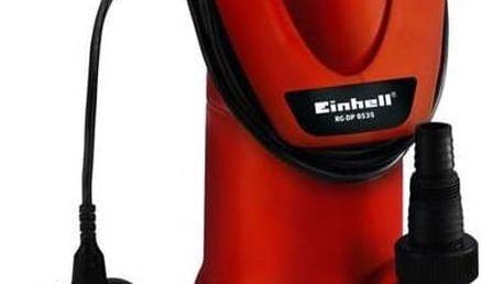 Čerpadlo kalové Einhell RG-DP 8535 Red červené + Doprava zdarma