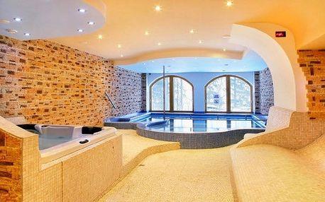 2 nebo 4denní jarní pobyt s wellness pro 2 v hotelu Lesana*** ve Špindlu