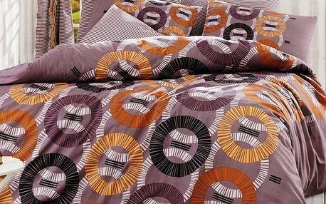 BedTex Bavlněné povlečení Luiz šedá, 140 x 200 cm, 70 x 90 cm, 140 x 200 cm, 70 x 90 cm