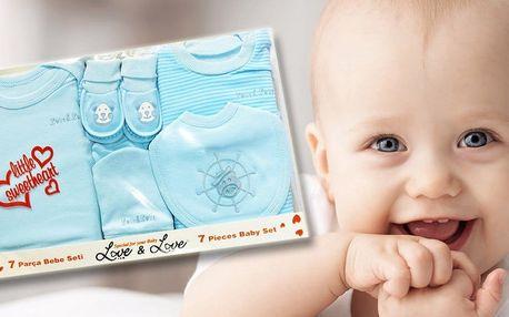 7 dílné sety pro miminka