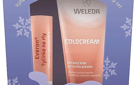 WELEDA Zimní balíček (ochrana rtů+ochranný krém)