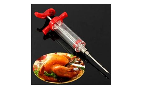 Marinovací injekční stříkačka Barbecue