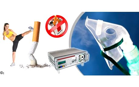 Antinikotinová terapie odvykání kouření s kyslíkovou terapií. Rychle, bezbolestně a hlavně trvale a bez nepříjemných abstinenčních příznaků. To vše díky moderní terapeutické metodě založené na elektromagnetickém vlnění.