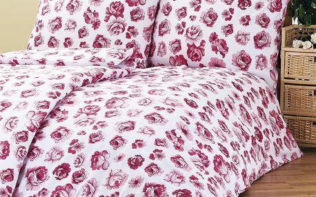 4Home bavlněné povlečení Floral