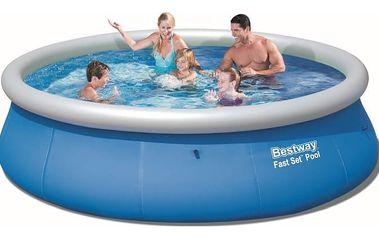 Bazén 396x84 cm bez filtrace