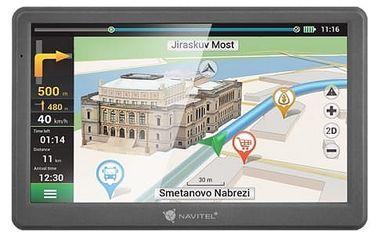 Navigační systém GPS Navitel E700 (E700) černá