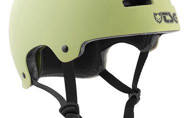 Přilba TSG Evolution Solid Color Lovecká zelená, L / XL