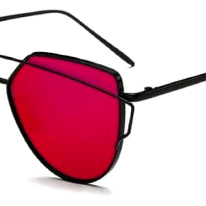 Dámské sluneční brýle v zajímavém designu - 8 barev