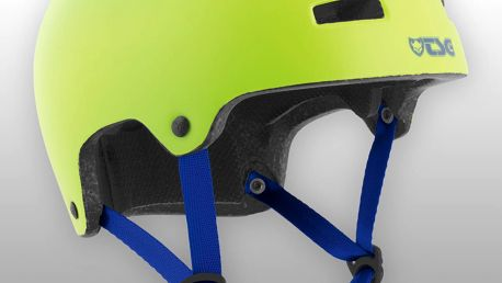 Přilba TSG Nipper Maxi Solid Color zelená, XXS / XS
