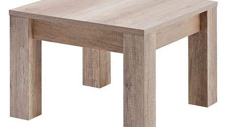 Konferenční stolek CENTURI T42, dub monument
