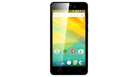 Mobilní telefon Prestigio Wize NK3 Dual SIM (PSP3527DUOBLACK) černý