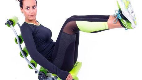 Posilovač břišních svalů inSPORTline AB Perfect Twist