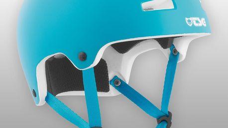 Přilba TSG Nipper Maxi Solid Color modrá, XXS / XS
