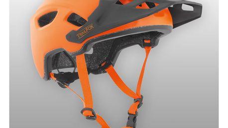 Přilba TSG TrailFox oranžová, L / XL
