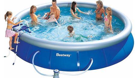 Bazén 457x91 cm bez filtrace