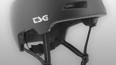Přilba TSG Status Solid Color černá, S / M