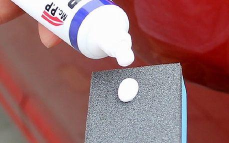 Krém s houbičkou pro vyleštění škrábanců na autě - dodání do 2 dnů
