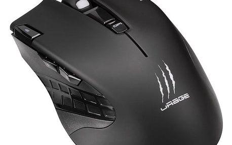 Myš Hama uRage bezdrátová gamingová Unleashed