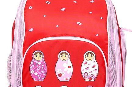 Školní batoh Matrjošky