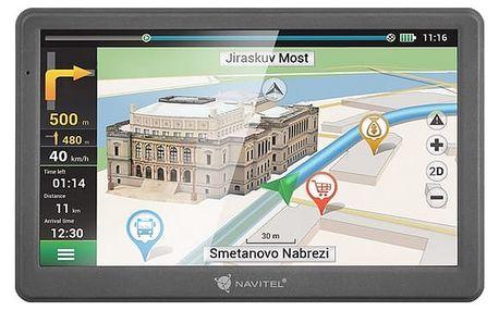 Navigační systém GPS Navitel E700 (C2047024) černá