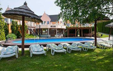 Wellness pobyt v Hévíz Resort & Spa pro dva s polopenzí nedaleko termálního jezera i Balatonu