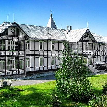 2–3denní pobyt se snídaní v Palace Hotelu Tivoli*** ve Vysokých Tatrách pro 1 nebo 2