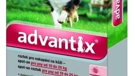 Pipeta Bayer Advantix Spot - On 1 x 2,5 ml (pes 10 - 25kg)