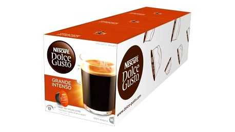 Kapsle pro espressa Nescafé Dolce Gusto Grande Intenso 3 balení