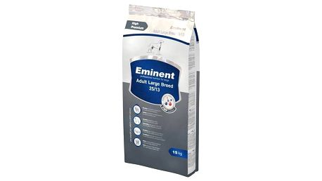 Granule Eminent Adult Large Breed 15 kg + 2 kg ZDARMA